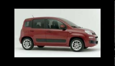 Nuova Fiat Panda – Video ufficiale della nuova citycar Fiat