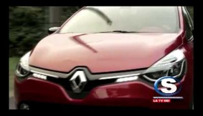 Nuova Renault Clio 4