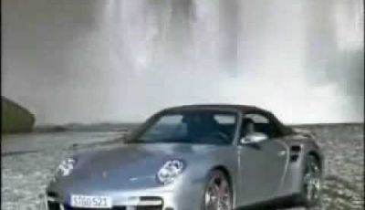 Video Porsche 911 Turbo Cabrio