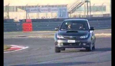 Video Subaru Impreza Sti