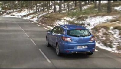 Video Renault Mégane GT