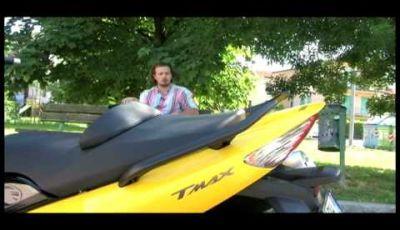 Video Yamaha T-Max 500 – Test Ride