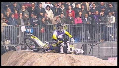 Motor Show 2011: esibizione di freestyle motocross FMX