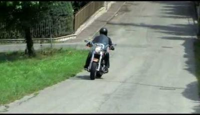 Video Harley Davidson Fatboy