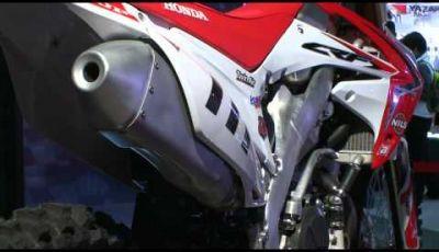 Honda moto al Salone di Tokyo 2011