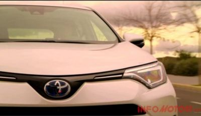 Toyota Rav4 Hybrid: La nostra prova su strada