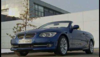 Video BMW Serie 3 Cabrio Coupè