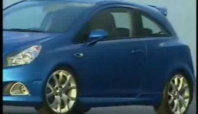 Video Opel Corsa OPC