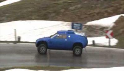 Video Volkswagen Race Touareg Spy