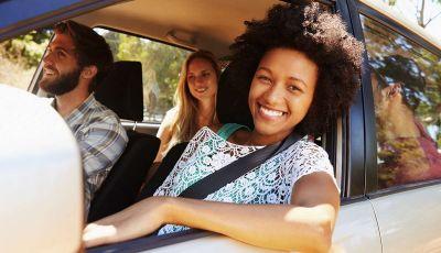 Vacanze in auto, gli italiani scelgono il Carpooling