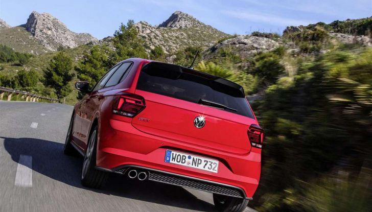 Volkswagen Polo GTI 2018 prezzi, motore e caratteristiche tecniche - Foto 4 di 14