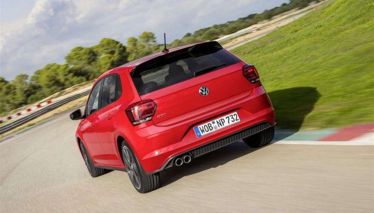 Volkswagen Polo GTI 2018 prezzi, motore e caratteristiche tecniche - Foto 12 di 14