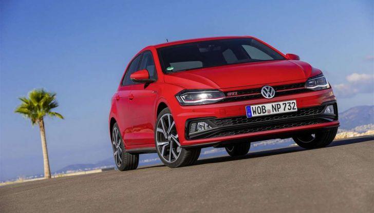 Volkswagen Polo GTI 2018 prezzi, motore e caratteristiche tecniche - Foto 14 di 14