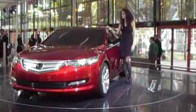 Video Honda – Motorshow Bologna 2007