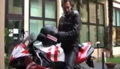 Video Yamaha R1 – Test Ride