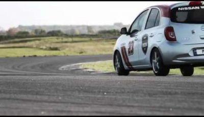 Nissan Micra l'auto da corsa più economica del mondo