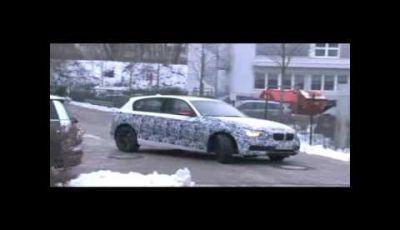 BMW Serie 1 spy video