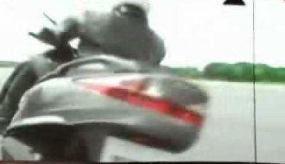Video Suzuki Burgman