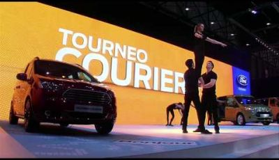 Ford al Salone di Ginevra 2013
