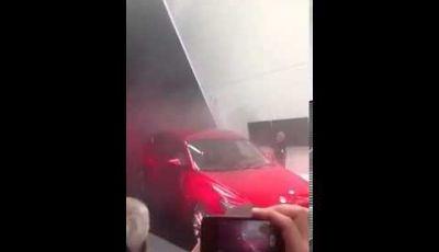 Nuova Mazda 3 presentata a Londra
