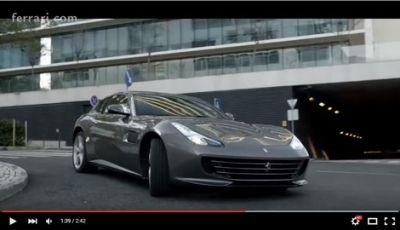 Ferrari GTC4Lusso, il video ufficiale