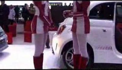Video Abarth a Ginevra 2008