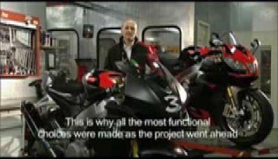 Video Aprilia RSV4 Factory