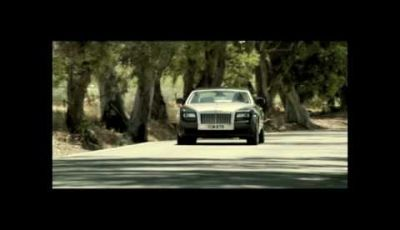 Video Rolls Royce Ghost