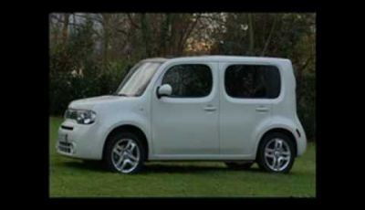 Video Nissan Cube