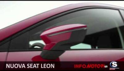 Seat Leon 2012 provata su strada a Misano