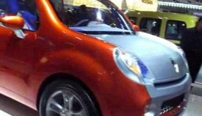 Video Renault – Tokyo 2007