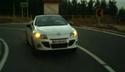 Video Renault Megane CC