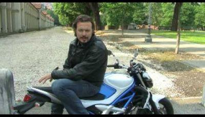 Video Suzuki Gladius – Test Ride