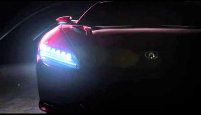 Nuova Acura NSX il video teaser