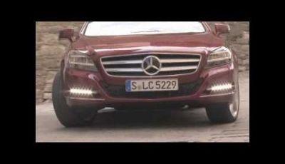 Mercedes Benz CLS 350 BlueEFFICIENCY – Driving Event Firenze