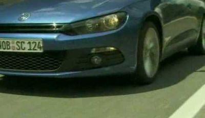 Video Volkswagen Scirocco – Test Drive
