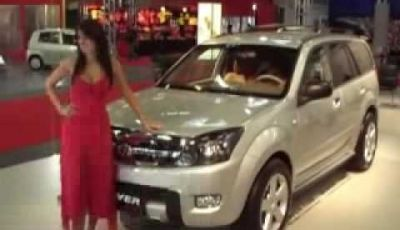 Video Great Wall – Motorshow 2006