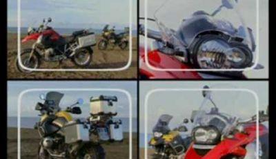 Video Bmw R 1200 GS