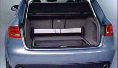 Video Audi A4 Avant