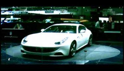 Salone dell'Auto di Ginevra 2011 – Ferrari FF e De Tomaso SLC