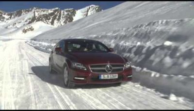 Mercedes CLS500 Winterworkshop