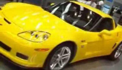 Video Corvette – Francoforte 2007