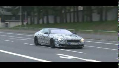 BMW M6 cabrio + coupe video spia