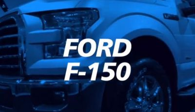 2015 Ford F-150 at 2014 NAIAS