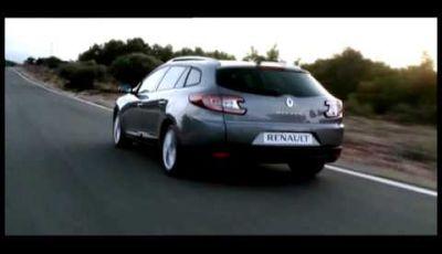 Video Renault Megane SporTour