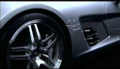 Video Mercedes SLR McLaren Stirling Moss