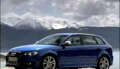 Video Audi A1 Sportback Concept