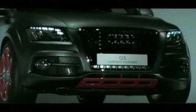 Video Audi Q5 Custom Concept