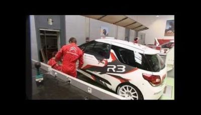 Citroen DS3 Racing – Video ufficiale