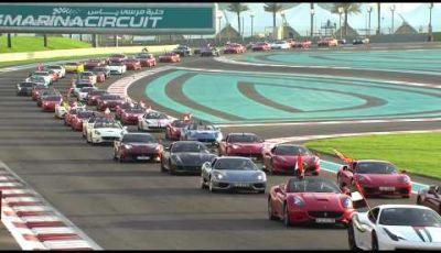 Finali Mondiali Ferrari, il più grande raduno al mondo di Rosse